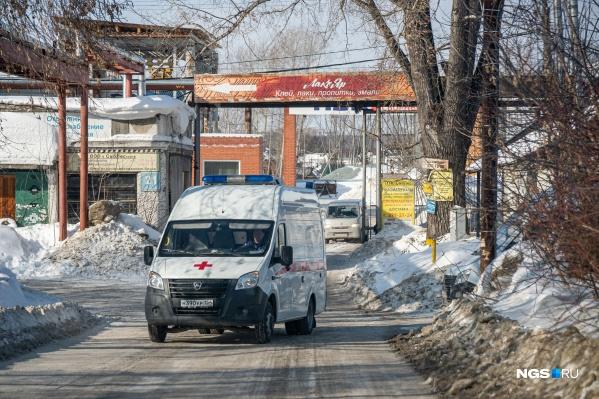 В Новосибирске работают 13 подстанций скорой помощи