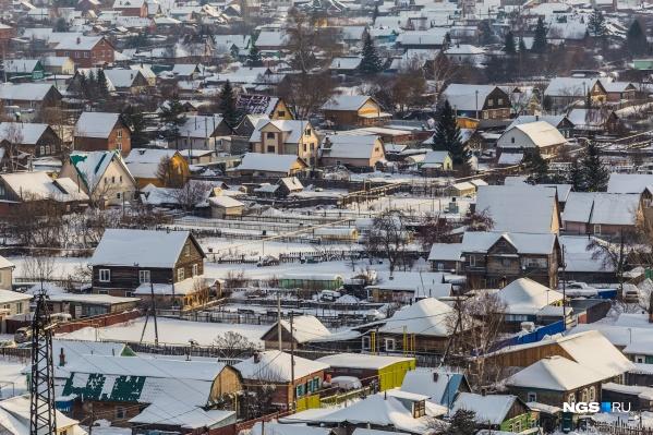 В 2020 году в Новосибирской области пересчитали кадастровую стоимость земли, по которой считается налог
