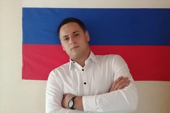 Членство Дениса Штейена в «ЕР» приостановили из-за обвинений