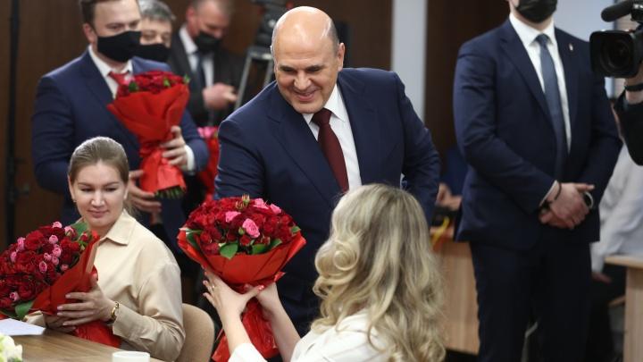 Михаил Мишустин в Новосибирске: что посетил и с кем общался премьер-министр РФ