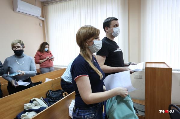 Анастасию Сафонову и Дмитрия Цибуковского судили за вандализм и хулиганство