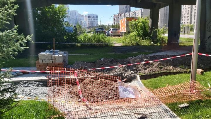 Мэрия отменила разрешение на строительство дороги возле ЖК «Флотилия» в Новосибирске