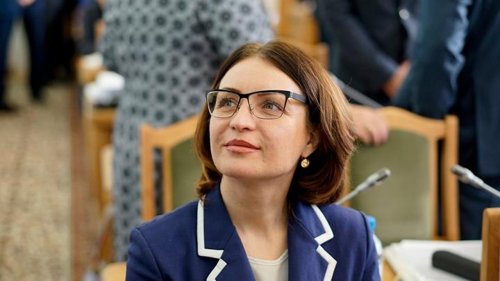 Мэр Омска выиграла предварительное голосование на выборах в Госдуму и Заксобрание