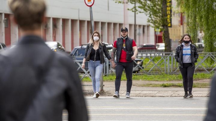 В Ярославле начались облавы на нарушителей масочного режима