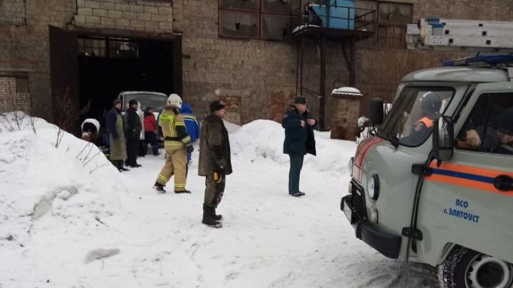 В Минздраве рассказали о пострадавших при взрыве газа в цехе в Челябинской области
