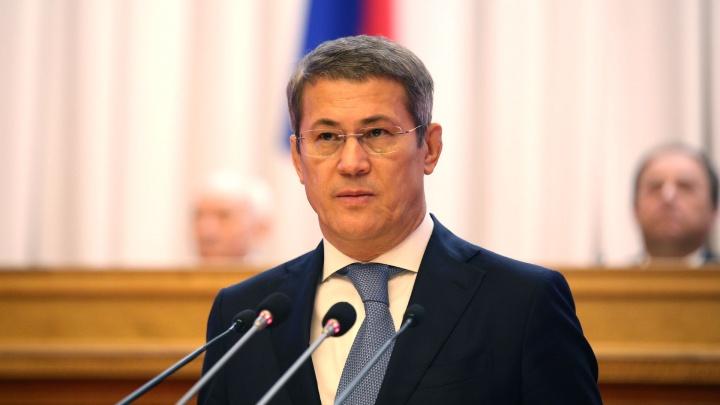 Радий Хабиров рассказал, что думает о возможном отчислении студентов из вузов за участие в митингах