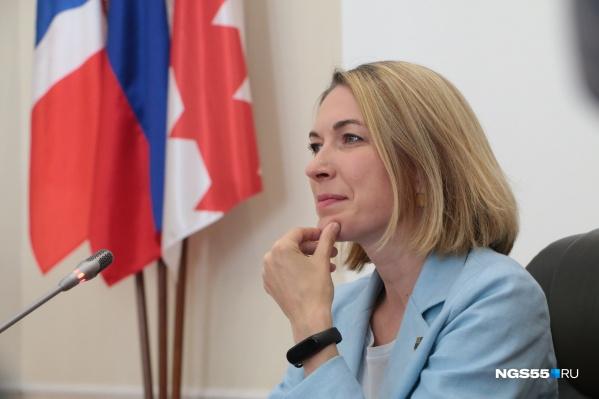 Наталья Старченкова — не только архитектор, но и поэт