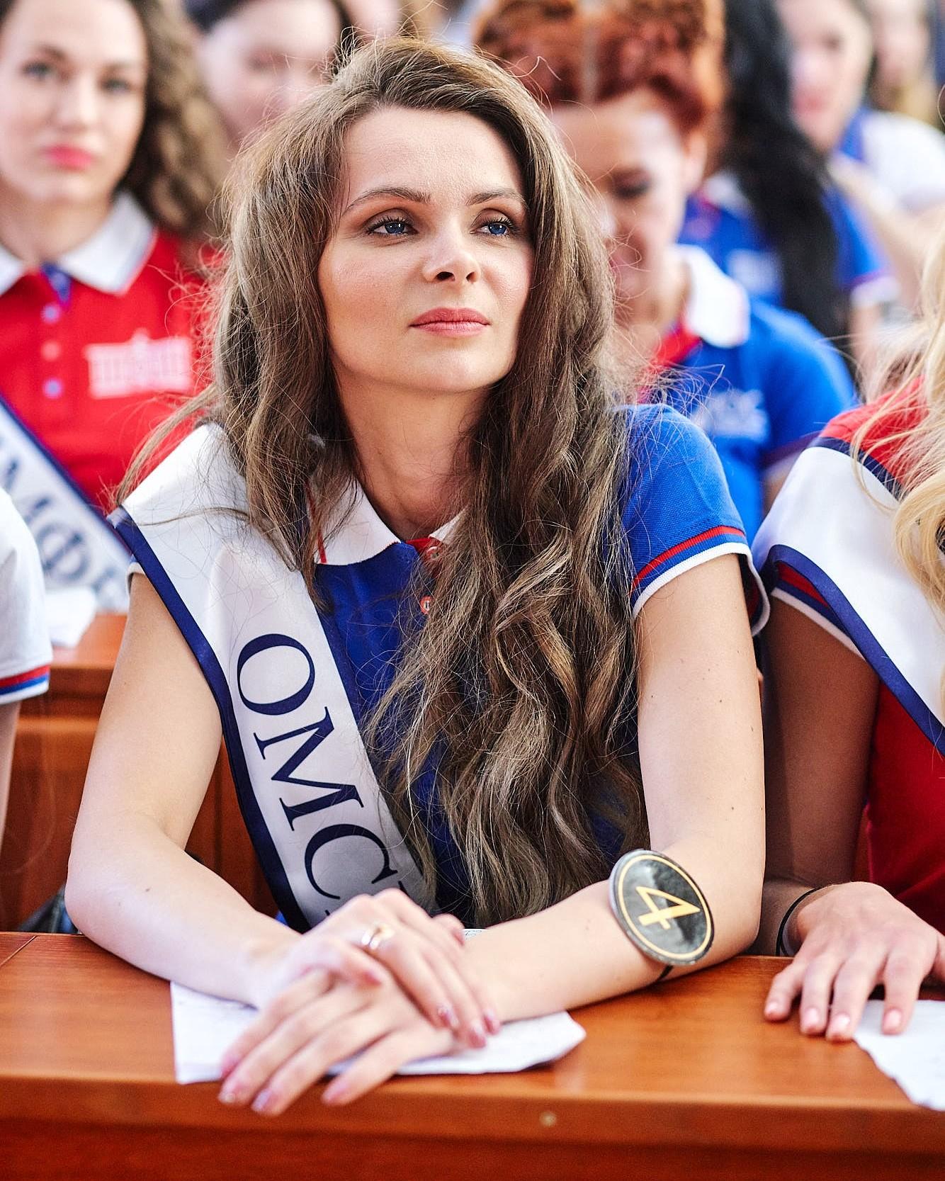 Варвара Созонова прошла региональный этап конкурса красоты