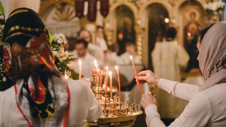 Скоро Пасха! Как пройдут праздничные богослужения в Тюмени — публикуем расписание