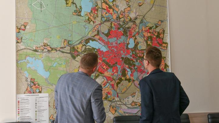 «Можно строить всё что угодно»: в Екатеринбурге объяснили, что не так с новым Генпланом