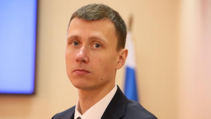 Новым руководителем департамента транспорта и строительства Архангельска стал 29-летний петербуржец