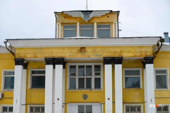 За здание бывшего аэропорта общественники боролись несколько лет