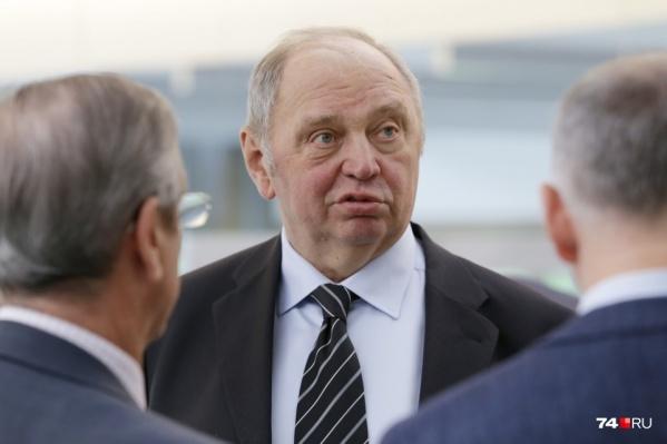 Александр Фёдоров почти 45 лет проработал на ЧТПЗ