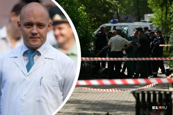 Антон Поддубный рассказал, что трагедия может быть связана с жарой