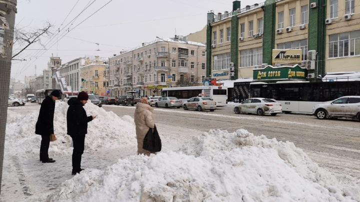 Ростов по пояс в снегу, трагедия под Сальском: события 18января