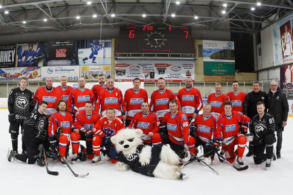 «Золотая шайба» — хоккейный турнир среди детских и юношеских команд