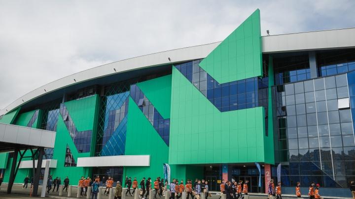 Власти рассказали, когда ледовый дворец «Кузбасс» начнет работать: чем там можно заниматься