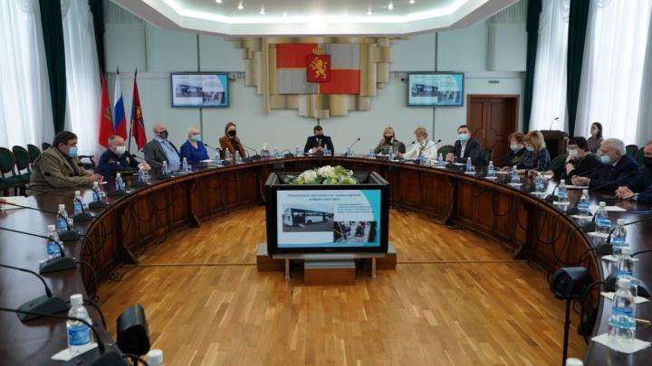 Красноярск продолжит работу над созданием безбарьерной среды