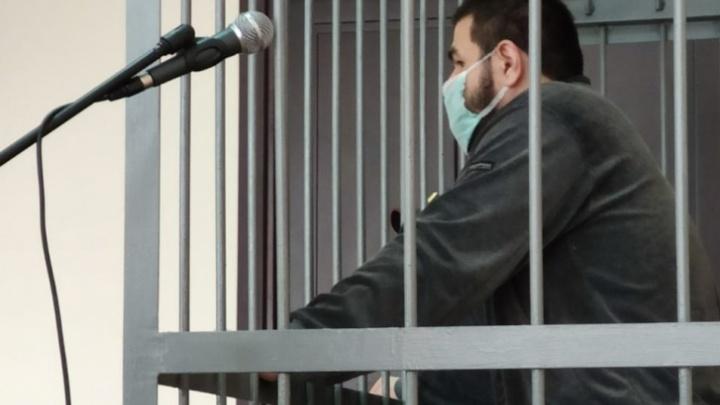 Буйного мужчину с Эльмаша, который выстрелил в голову соседу, отправили в колонию
