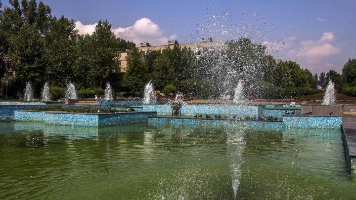 Логвиненко пообещал Ростову еще один светомузыкальный фонтан
