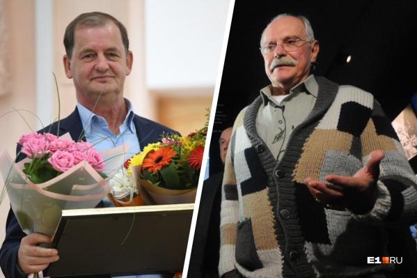 Никита Михалков признался, что очень рад знакомству с екатеринбургским бизнесменом Андреем Симановским