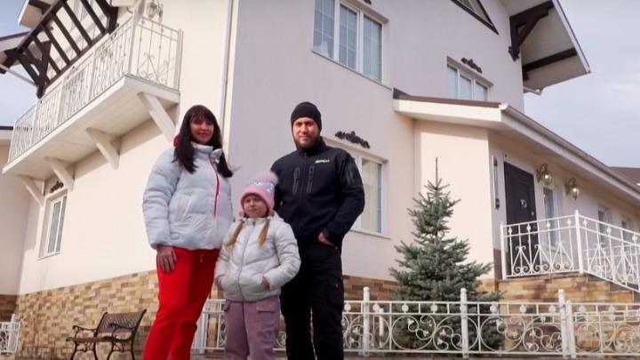 Семья из Красноярска променяла особняк за 30 миллионов на юрту ради шоу