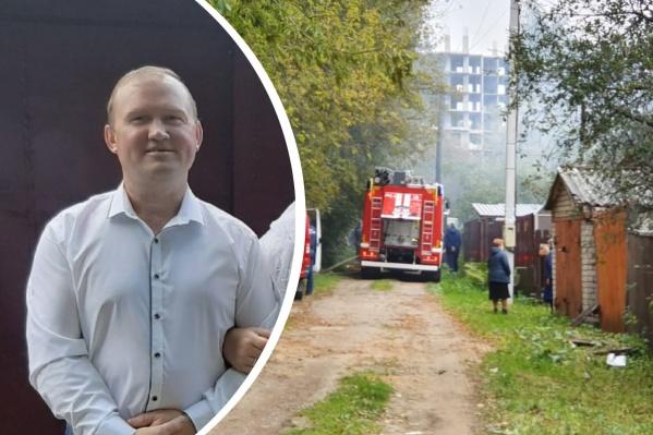 Андрей Кулагин бросился на помощь к соседке