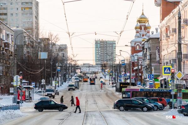 В ближайшие дни в Прикамье будет морозно