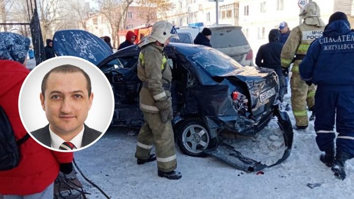 В «ЕР» объяснили, в каком случае лишат членства депутата — участника ДТП в Жигулёвске