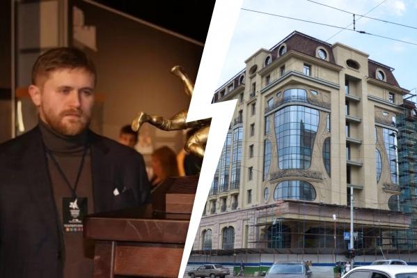 33-летнего Игоря Самарина нашли мертвым в номере отеля Marriott