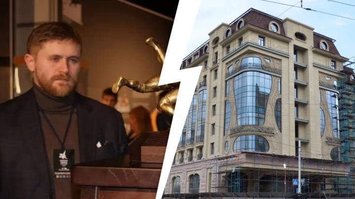 Следователи возбудили уголовное дело после смерти новосибирского скульптора в отеле Marriott