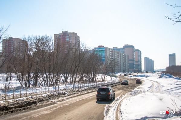 В Волгаре автомобильных дорог пока не хватает. Но скоро они здесь появятся