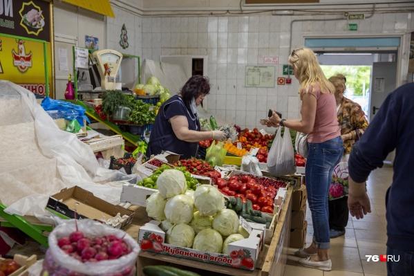 Люди заметили рост цен на продукты