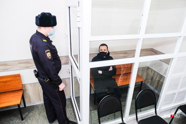 Приговор зачитывали в суде Индустриального района