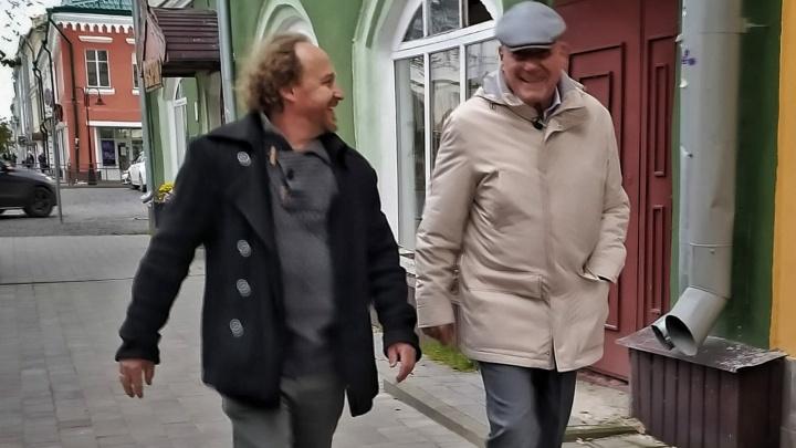 «По качеству дорог проверяется качество городской власти»: Владимир Познер побывал в Ярославской области