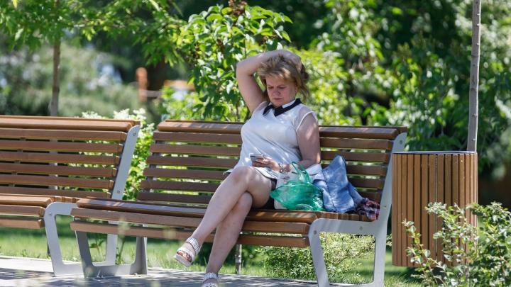 Суперливней не будет: смотрим прогноз погоды в Волгограде до конца недели