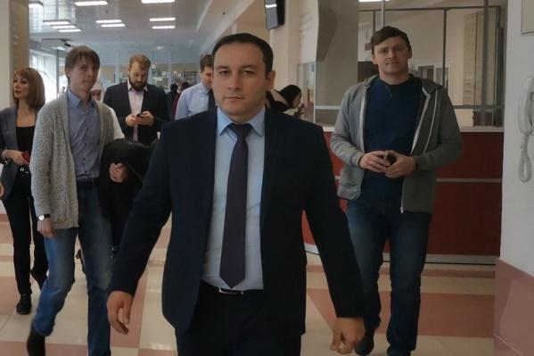 Фигурантом дела является замминистраАсланбек Майрамукаев