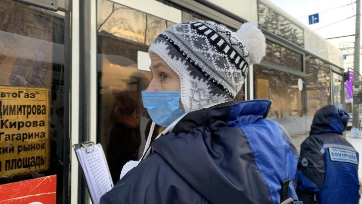 «Первый выезжает в 04:43»: в Самаре проверили работу автобусов №51