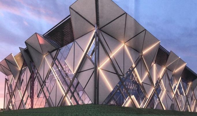 Строительство манежа у «Самара Арены» доверили архитекторам Софийского собора