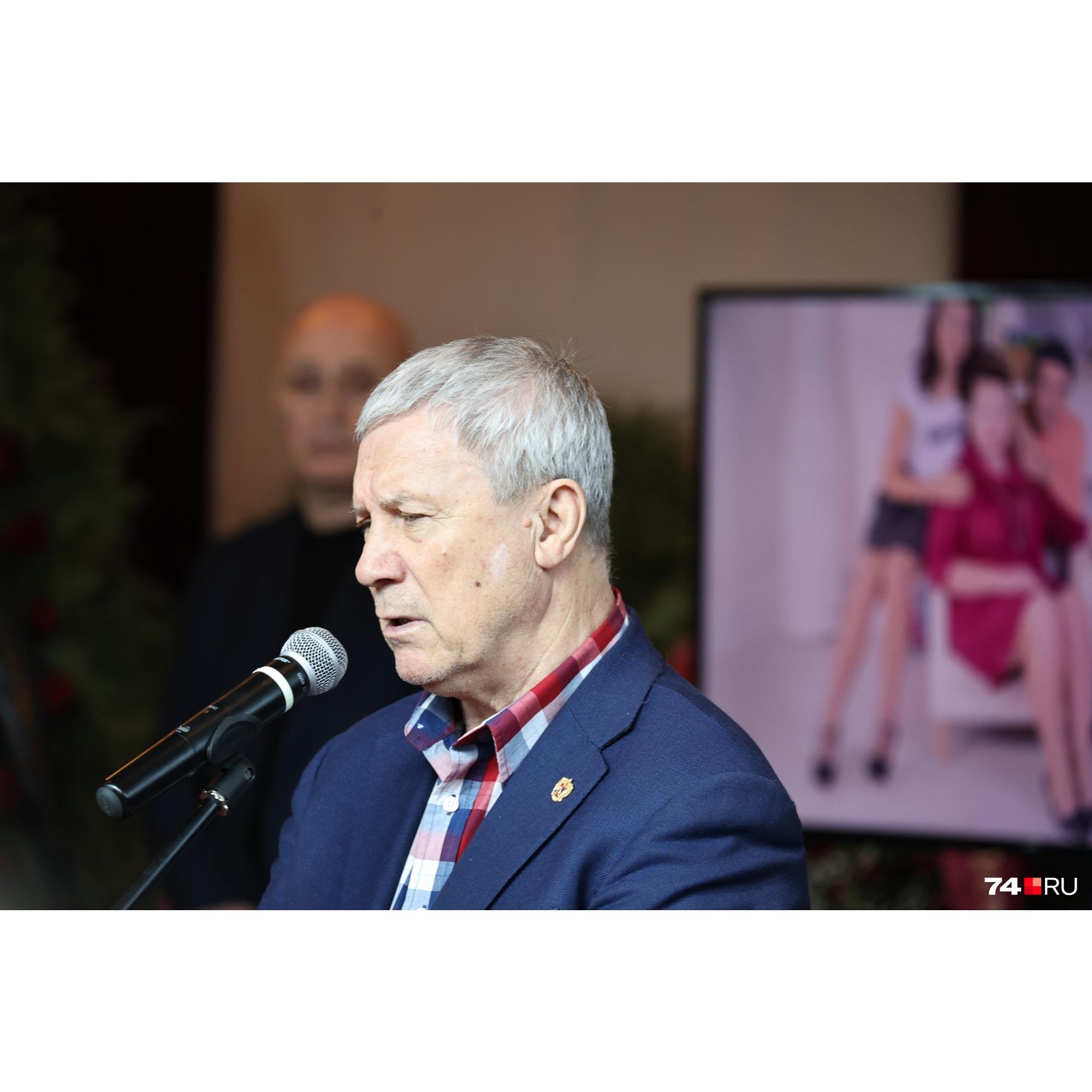 Вице-президент ФХР Игорь Тузик заверил, что федерация не забудет о хоккеисте и его семье