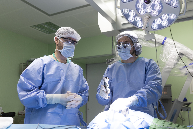 Операция продолжалась пять с половиной часов