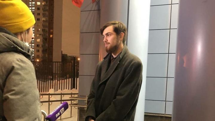Красноярскому активисту запретили по ночам выходить из дома по делу о перекрытии дорог в Москве