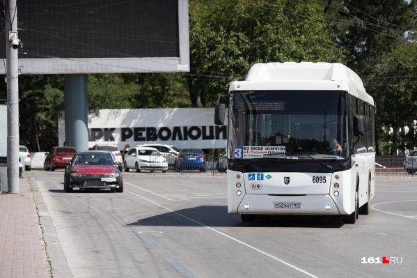 Изменятся маршруты автобусов, троллейбусов и трамваев