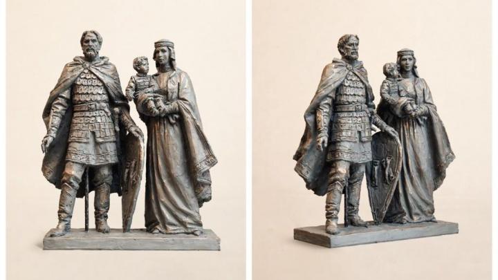 В Нижнем Новгороде установят памятник Дмитрию Донскому и его жене