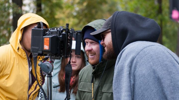 Антон Богданов и Виктор Добронравов снимают фильм в Перми. Он о подростках, любви и счастье. Мы поговорили с актерами