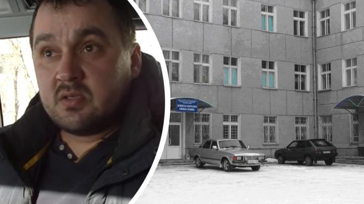 «Он был пьянющий, мать ударил в грудь»: житель Шушенского рассказал, как его брата лечил нетрезвый реаниматолог