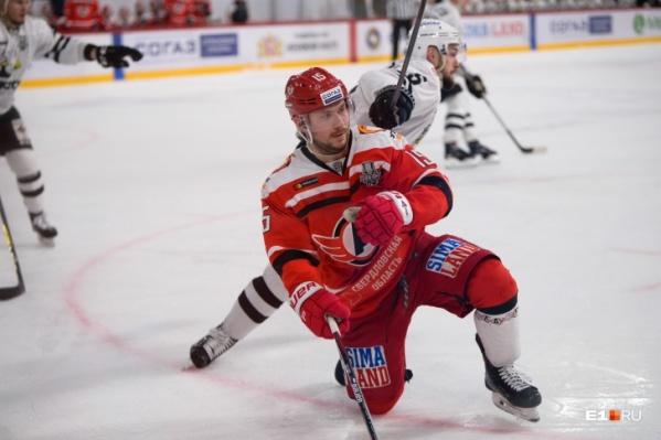 Анатолий Голышев — лучший бомбардир и снайпер за всю историю «Автомобилиста» в КХЛ