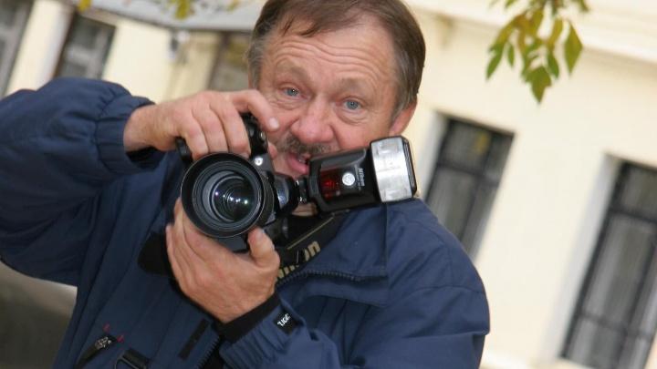 Челябинск прощается с фотографом Вячеславом Шишкоедовым: смотрим 30 ярких снимков мастера