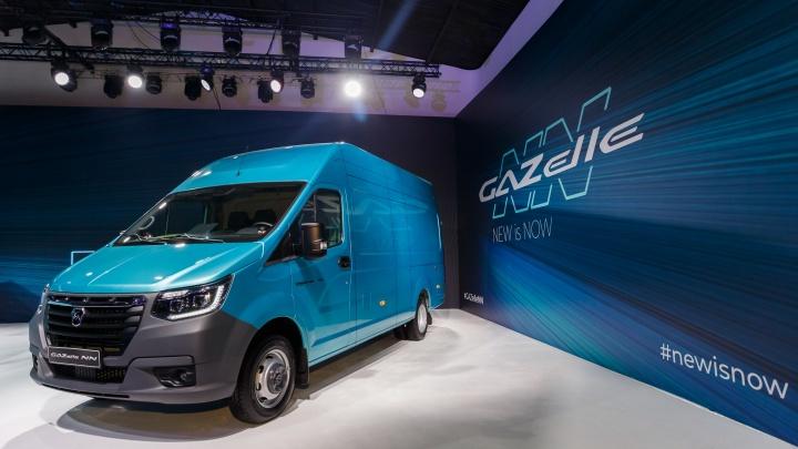 Грандиозная премьера авторынка: в российских городах состоялась презентация автомобиля нового поколения «ГАЗель NN»