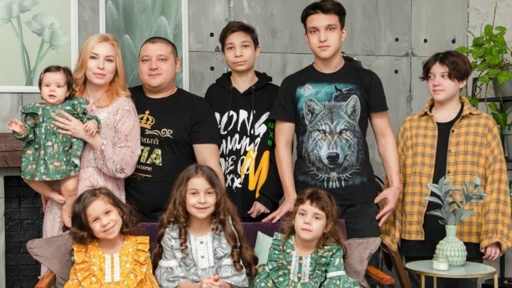На Урале мать семерых детей больше года борется за маткапитал с Пенсионным фондом